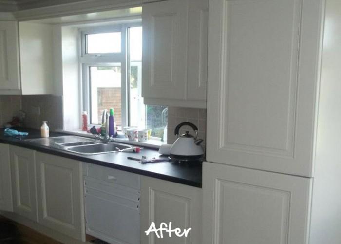 Farrow & Ball Painted Kitchen