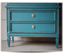 Hand Paint Furniture